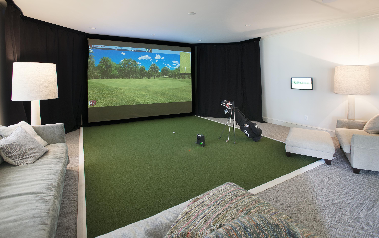 Golf-Screen