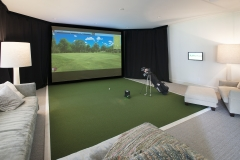 Golf-Screen