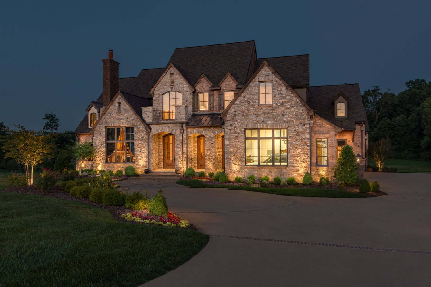 Exterior: Schumacher Homes